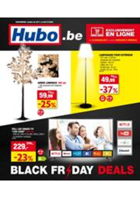 Prospectus Hubo Enghien : Offre Hubo Black Friday