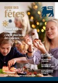 Prospectus Supermarché Delhaize Tubize : Delhaize Guide des ftes