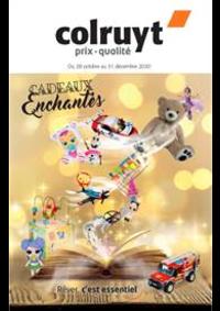 Prospectus Colruyt AVANNE-AVENEY : Cadeaux enchantés