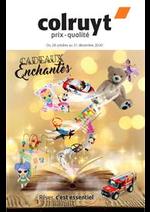 Prospectus Colruyt : Cadeaux enchantés