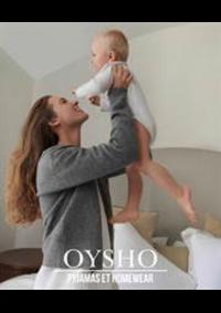Prospectus Oysho PARIS : Pyjamas et Homewear