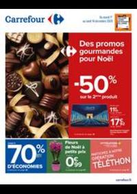Prospectus Carrefour SAINT DENIS : Des promos gourmandes pour Noël