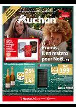 Prospectus Auchan : Promis, il en restera pour Noël