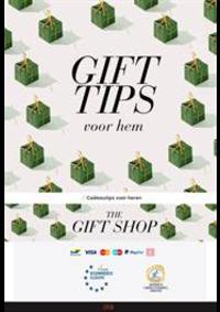 Prospectus ZEB Sint-Pieters-Leeuw : Gift Tips Voor Hem