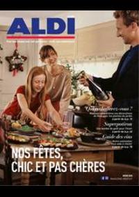 Prospectus Aldi DIEGEM : Folder Aldi