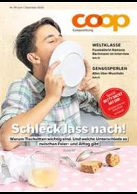 Prospectus Coop Supermarché Bolligen : Coopzeitung