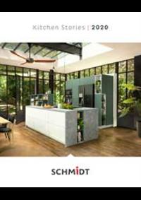 Prospectus Cuisines Schmidt GEMBLOUX : Cuisines Schmidt