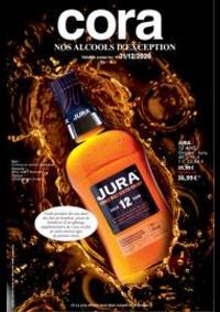 Prospectus Cora CHATELINEAU : Nos alcools d'exception