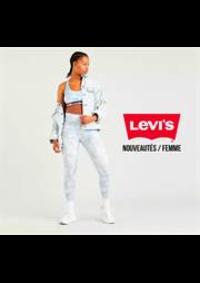 Prospectus Levi's Store La Défense : Nouveautés / Femme
