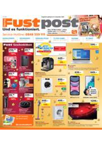 Prospectus Fust Lyssach : Fust Post