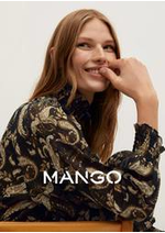 Catalogues et collections MANGO : Sustainable Choice