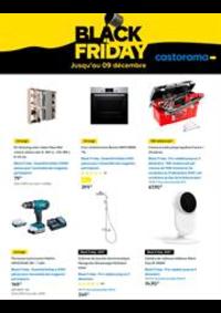 Prospectus Castorama BONDUES : Offres Castorama Black Friday
