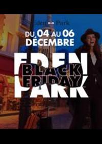Promos et remises Eden Park PARIS : Offre Eden Park Black Friday