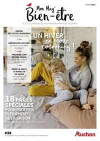 Prospectus Auchan Plaisir : Un hiver en mode cocooning