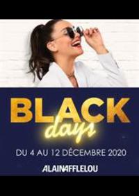 Prospectus Alain Afflelou NEUILLY-SUR-SEINE : Offre Alain Afflelou Black Friday