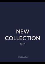 Prospectus  : Nouvelle collection 2020/21