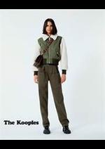 Prospectus The Kooples : Collection Vestes / Femme