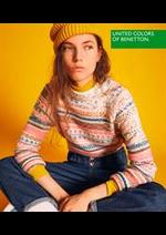 Prospectus Benetton : Nouvelle Collection / Femme