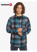Prospectus Quiksilver : Chemises Homme