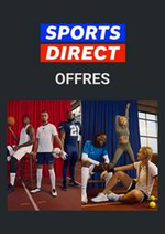 Prospectus Sports Direct : Offres Sports Direct
