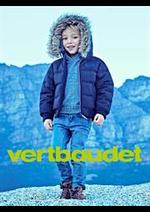 Prospectus VERTBAUDET : Collection Garçon