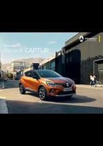 Prospectus Renault : Nouveau Renault Captur