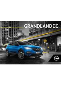 Guides et conseils Opel Enghien : Grandland X