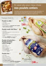 Guides et conseils Colruyt : Nos poulets entiers