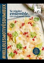 Journaux et magazines Supermarché Delhaize : Delhaize magazine