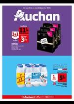 Prospectus Auchan : Quel bol ce petit déj !