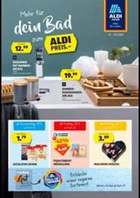 Prospectus Aldi Lausanne - Av du Chablais  : Aldi Flipbook KW03