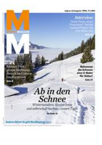 Journaux et magazines Migros Chavannes-Renens : Migros Magazin 02 2021