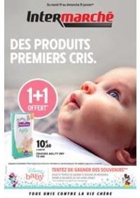 Prospectus Intermarché Hyper Thonon-Les-Bains : DES PRODUITS PREMIERS CRIS.
