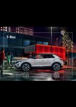 Promos et remises  : Volkswagen T-roc