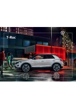 Prospectus  : Volkswagen T-roc