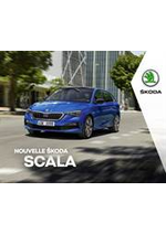 Promos et remises  : Catalogue Škoda SCALA