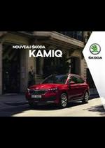Prospectus Skoda : Catalogue Škoda KAMIQ