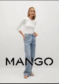 Prospectus Mango SAINT-GERMAIN-EN-LAYE : Sustainable Choice pour Femme
