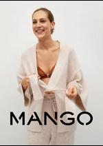 Prospectus MANGO : Comfy Collection pour Femme
