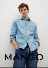 Prospectus MANGO PARIS 6 - Montparnasse : Denim pour Homme