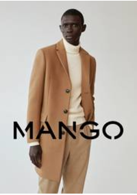 Prospectus Mango SAINT-GERMAIN-EN-LAYE : Nouvelle Collection pour Homme