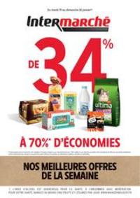 Prospectus Intermarché Hyper Thonon-Les-Bains : NOS MEILLEURES OFFRES DE LA SEMAINE