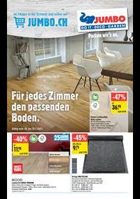 Prospectus Jumbo Compact Vevey : Extra: Bodenbeläge