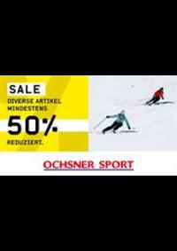Prospectus Ochsner Sport Crissier : Aktuelle Aktionen