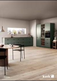 Catalogues et collections Kvik SAINT-PIERRE-LEEUW : Kitchen