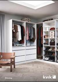 Catalogues et collections Kvik SAINT-PIERRE-LEEUW : Wardrobe