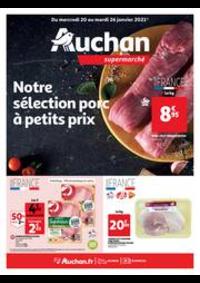 Prospectus Auchan Val d'Europe Marne-la-Vallée : A ce prix là, c'est encore meilleur !