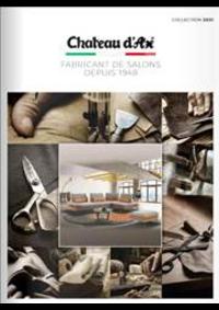 Prospectus Château d´Ax Rosny sous bois : Collection 2021