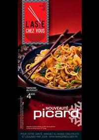 Prospectus Picard Ixelles : L'asie chez vous