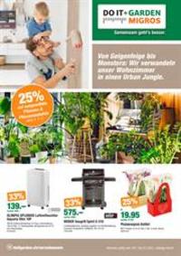 Promos et remises Do it + Garden Bern - Marktgasse Fachmarkt : Do it + Garden Aktionsflyer KW04